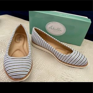 Sweetly Striped Women's Shoes